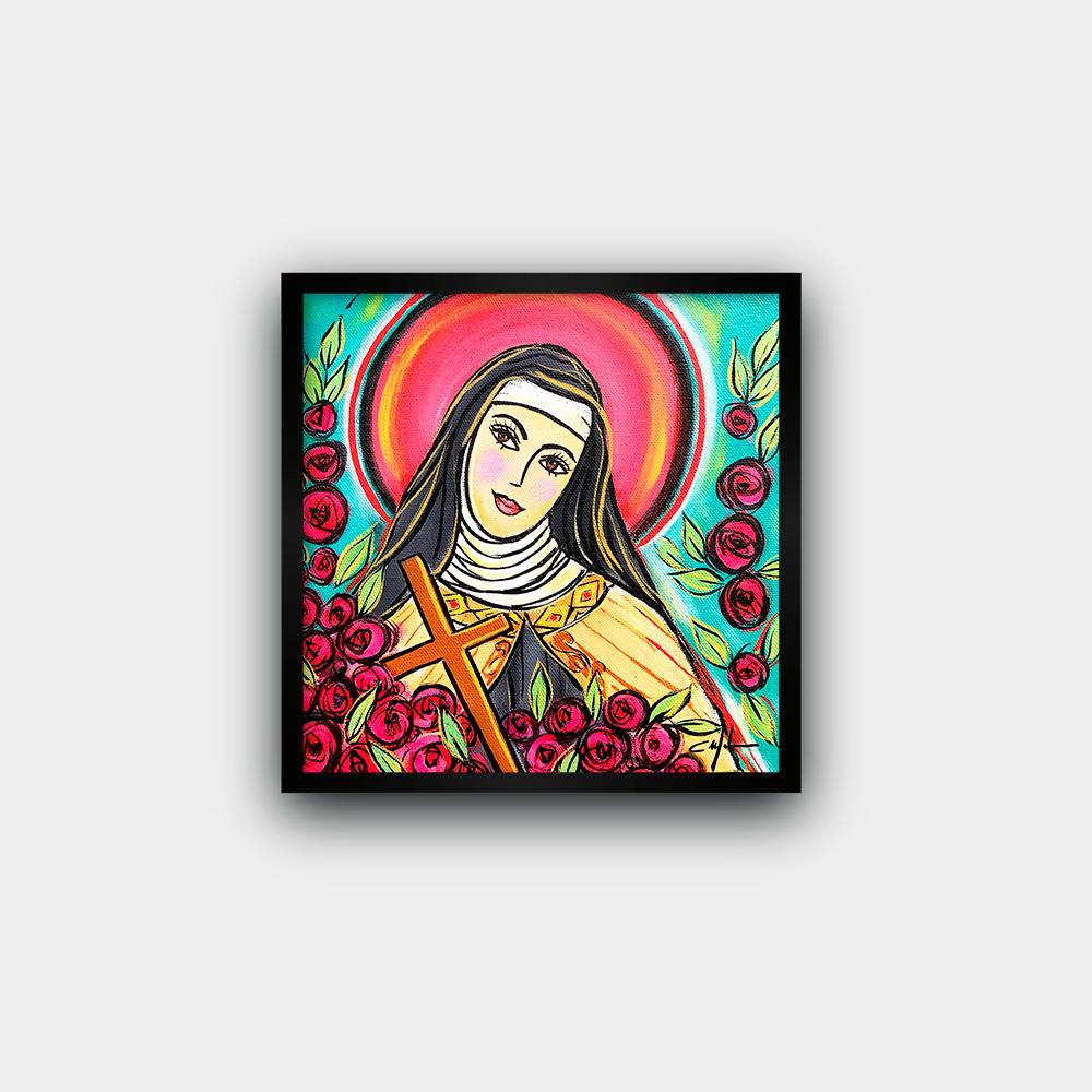 QUADRO: Santa Terezinha