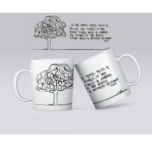 Caneca Árvore (UNIDADE)